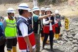 Kajati Tinjau Proyek Strategis Nasional Bendungan Kuwil-Kawangkoan