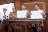Pati, kabupaten pertama di Jateng  tandatangani MoU keuangan publik