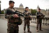 Prancis gagalkan serangan seorang pria yang terinspirasi peristiwa WTC 11 September