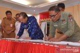 Pemprov Sulteg hibahkan Rp158 miliar kepada KPU untuk pilkada