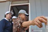Wapres Jusuf Kalla tinjau pembangunan hunian tetap korban bencana Palu