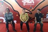 Pekan Kebudayaan Nasional menampilkan permainan tradisional