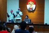 KPK resmi tahan Bupati Lampung Utara