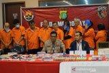 Polda Metro Jaya membongkar kasino tersembunyi di Jakarta Utara
