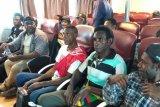 Kelompok wisata alam Mimika belajar ke Raja Ampat