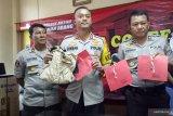 Sikat uang kotak amal wihara untuk foya-foya, pemuda ini ditangkap