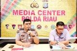 Polda tembak bandit curi senjata api anggota polisi