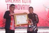 Makassar kembali raih penghargaan IGA tahun 2019