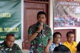 TNI AU minta pengungsi Wamena sabar menunggu jadwal penerbangan hercules