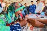 5.005  penyintas bencana Donggala terancam tidak dapat bantuan jadup