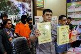 Polda Riau temukan tanaman sawit di lahan bekas terbakar milik PT SSS