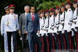 Presiden tanda tangani Perpres penggunaan Bahasa Indonesia