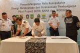 Kemenhub bangun proyek percontohan SUTRI NAMA dan INDOBUS di Batam