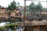 Progres pembangunan jembatan Pejeruk Abian-Banjar capai 80 persen