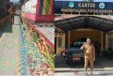 Desa Pertasi Kencana  Luwu Timur buat lorong sehat percontohan