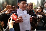 KPK dalami soal aliran dana terkait pemeriksaan Rizal Djalil