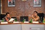 Ketua MPR: amendemen UUD '45 dibahas di Badan Pengkajian MPR