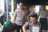 Polres Mesuji berikan  pelayanan kesehatan kepada  warga terdampak karhutla