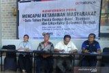 Setahun Pelkesi bantu warga korban bencana Sulteng