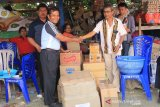 Gereja Kristen Kalam Kudus salurkan bantuan bagi pengungsi Wamena