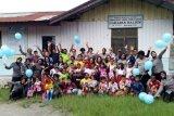 Polda Papua beri pemulihan trauma kepada guru dan anak-anak