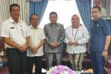 Pimpinan dan sekretaris DPRD Kalteng terus perkuat sinergitas