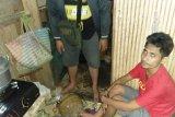 Simpan sabu di bawah tabung gas elpiji, warga Bartim diringkus polisi