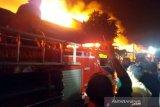 VIDEO - Kebakaran tewaskan dua warga Rohil, korban ibu dan anak