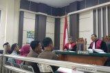 Berkas tilang dan uang berserakan di rumah pegawai Kejari Rembang