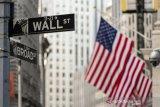 Wall Street ditutup sedikit melemah
