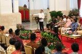 Presiden Jokowi terima petani, bahas perhutanan sosial