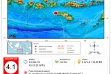 Sumba Barat Daya kembali diguncang gempa