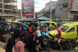 Warga Ambon kembali panik  akibat gempa bermagnituso 5,3