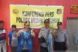 Bujuk korbannya dengan nasi goreng, pelaku sodomi dua anak bawah umur diciduk polisi