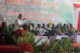 Ryamizard tegaskan Papua bagian integral dari NKRI