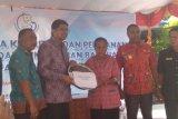 KKP salurkan bantuan pengolahan ikan kepada 12 kelompok nelayan Biak