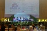 Fetival Kabupaten Lestari II di Siak dimulai dengan lokakarya kewirausahaan
