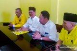 Ampian Bustami mendaftar bakal calon Wali Kota Metro dari Golkar