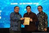Menteri PPN urun saran dan strategi pembinaan olahraga Indonesia
