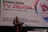 Kemenkominfo: TV digital bisa efisienkan frekuensi 112 MHz