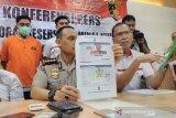 Polda Aceh menangkap tersangka provokasi di media sosial