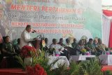 Menhan Jenderal TNI Ryamizard Ryacudu tegaskan Papua bagian integral Indonesia