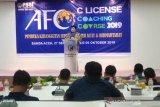 PSSI meminta pelatih berlisensi aktif bina sepak bola Aceh