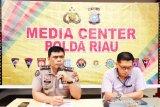 Polisi turunkan drone khusus dan tim ahli selidiki karhutla Riau