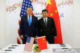 Perundingan AS-China munculkan harapan mengakhiri perang dagang ?