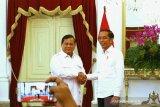 Gabung ke koalisi pemerintahan Jokowi, Gerindra akan ditinggalkan pemilihnya