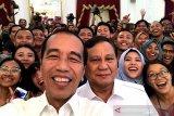 Masuk koalisi Jokowi, Prabowo: Saya mengutamakan kepentingan nasional