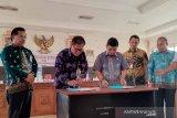 Tingkatkan pajak, Bupati Bartim teken kesepakatan dengan KPP Muara Teweh