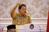Gubernur Lampung lantik pejabat eselon II