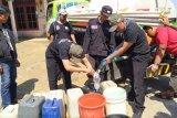 ACT-Waroeng SS menyalurkan air bersih ke wilayah terdampak kekeringan